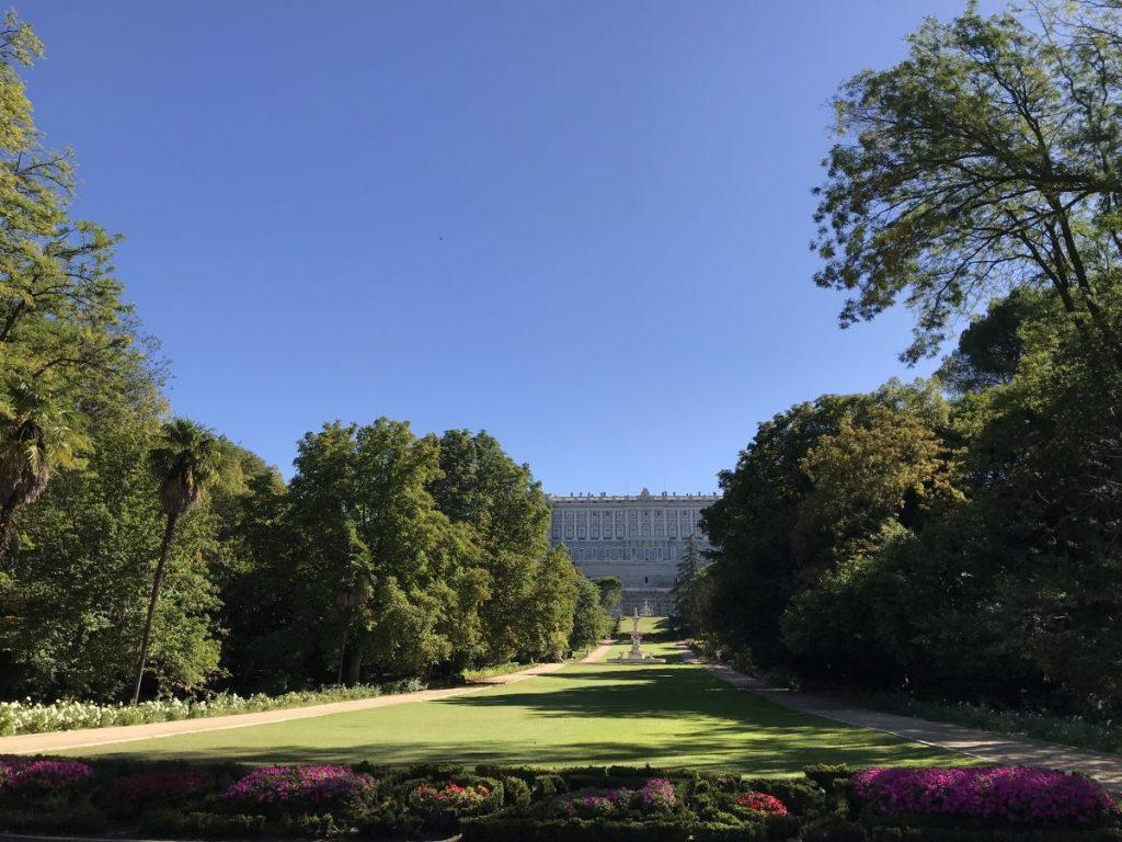 erholsames Wochenende in Madrid