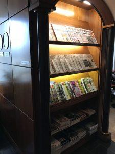 Luxxlounge Frankfurt Terminal 1 - Zeitschriften