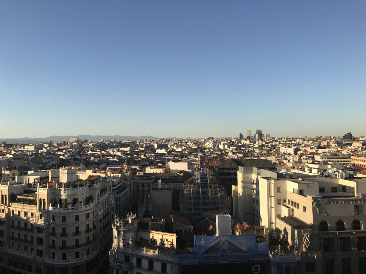 Ein erholsames Wochenende in Madrid