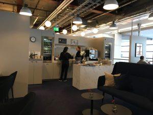 American Express Centurion Lounge in Stockholm