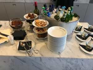 American Express Centurion Lounge in Stockholm