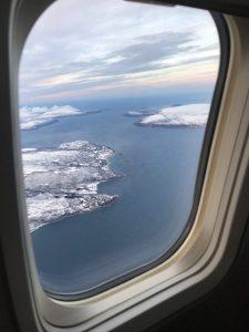 Von Frankfurt über Oslo nach Tromsø