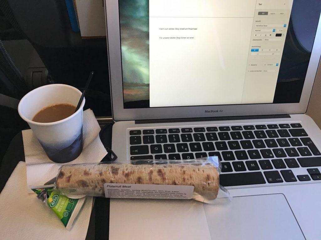 Tromsø nach Stockholm in der Business Class
