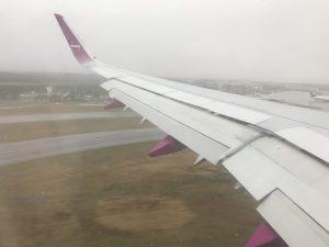 WOW Air von Island nach Frankfurt
