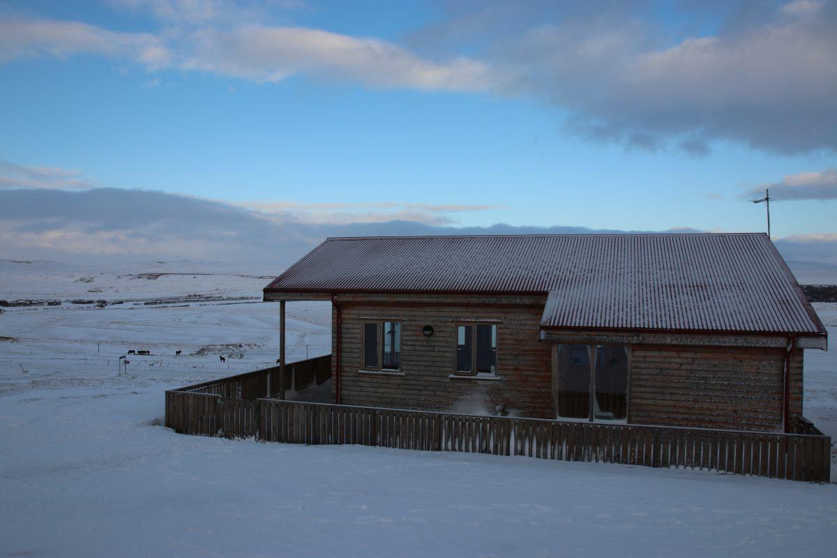 Sheep & Horse Farm Kopareykir – Holiday Homes