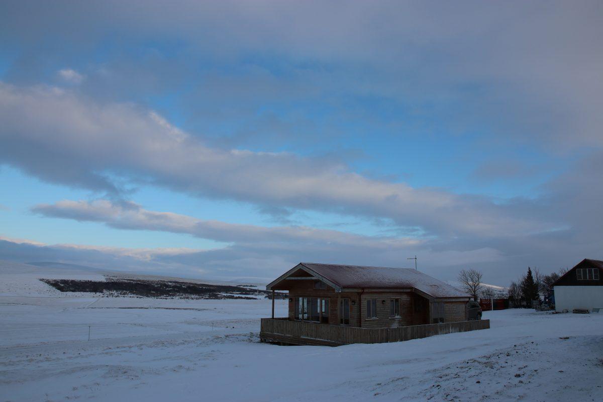 Sheep & Horse Farm Kopareykir - Das Gästehaus