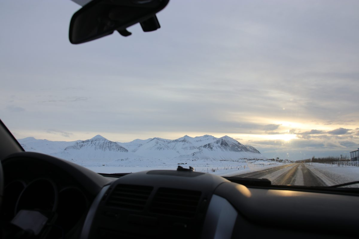 Mit dem Mietwagen in Island. Island für Einsteiger - Unser persönlicher Island Guide