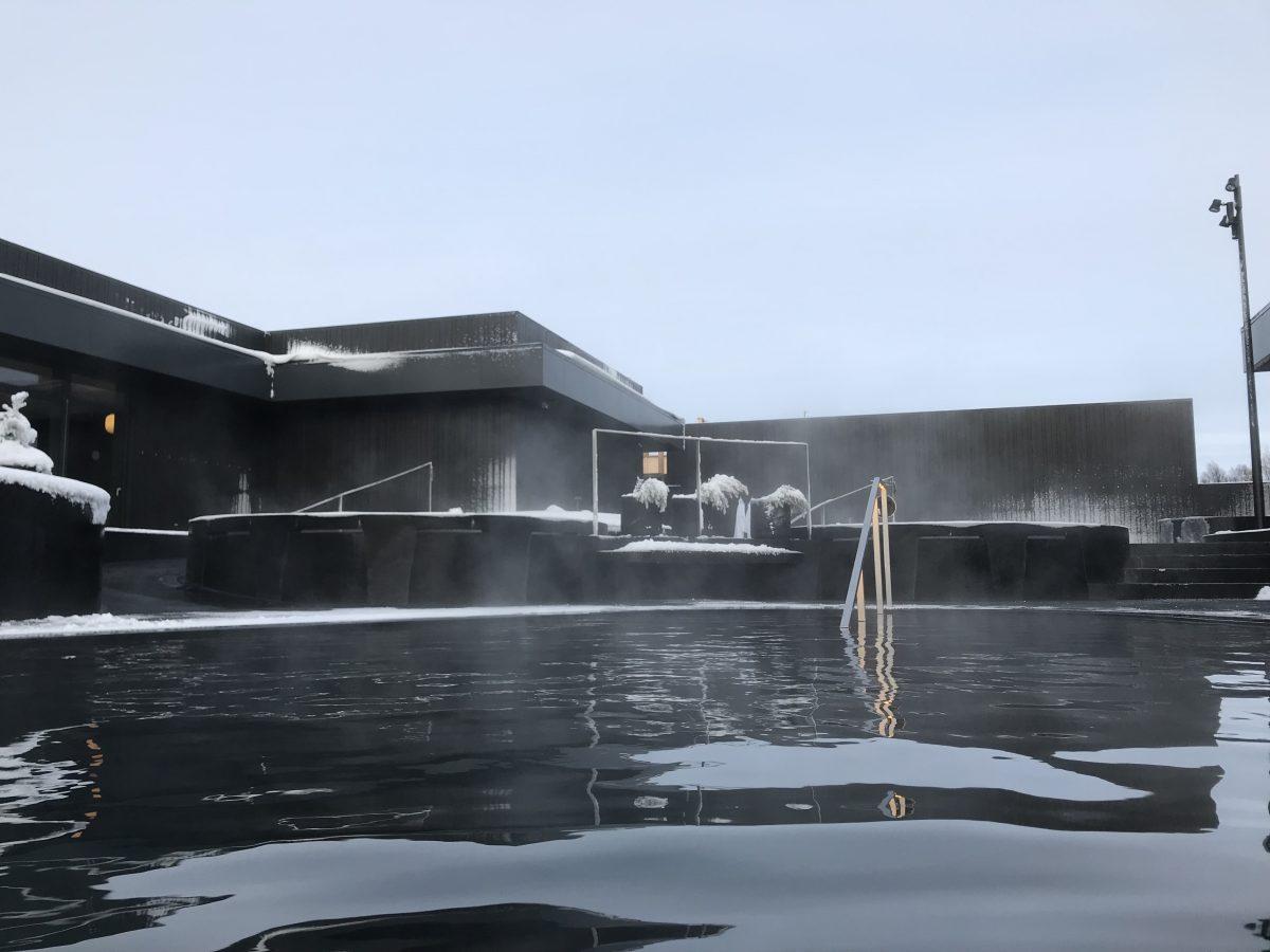 Krauma Geo Thermalbad – Deildartunguhver, Island