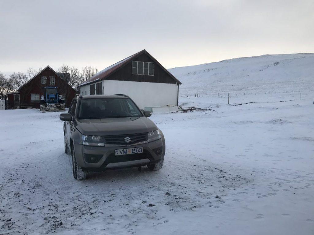 3 Tage Roadtrip in Island - Nordlichter