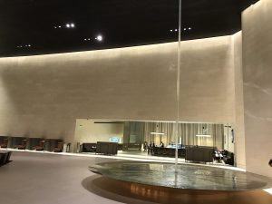 Al Safwa First Lounge - Qatar Airways