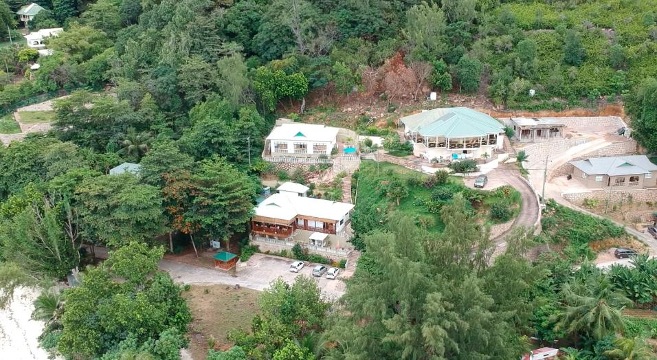 Praslin – Villa Anse La Blague