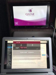 First Class von Doha
