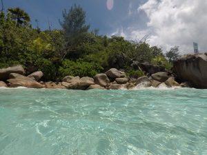 Seychellen - Anse Lazio - Traumstrand auf Praslin