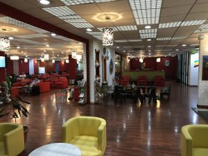 Cloud Nine Lounge in Addis Abeba