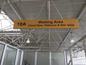 Boarding Gate 10a