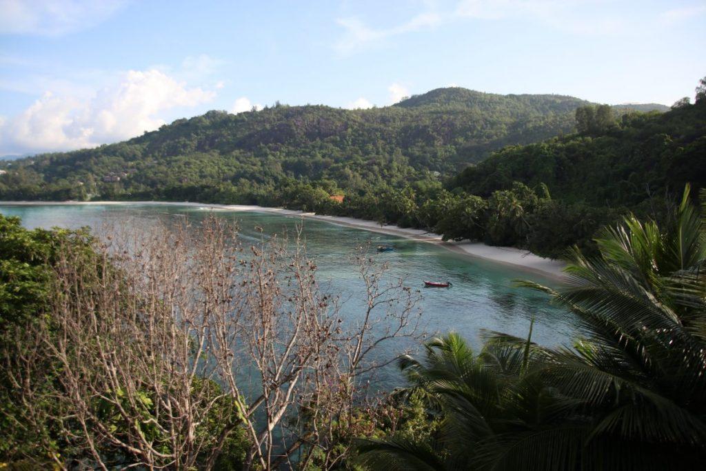 Der Süden von Mahé