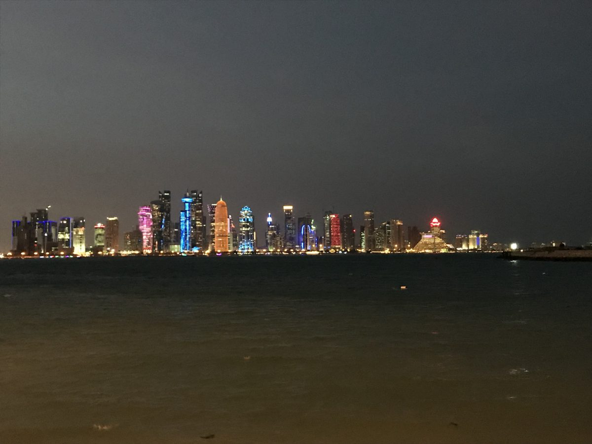Highlights in Doha