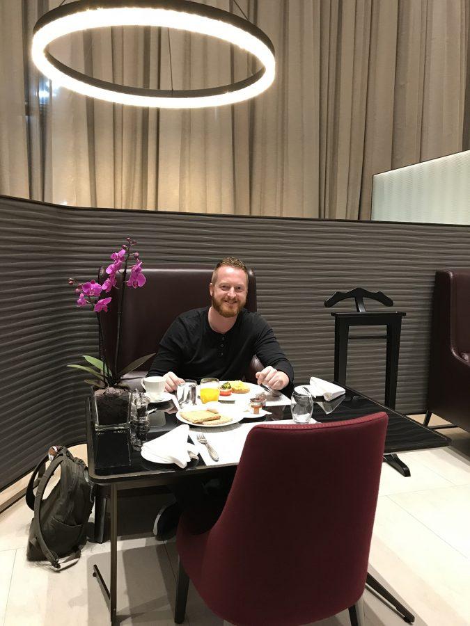 Al Safwa First Lounge - Qatar Airways