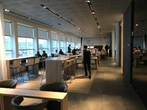 THE SUITE Lounge - Brüssel Flughafen