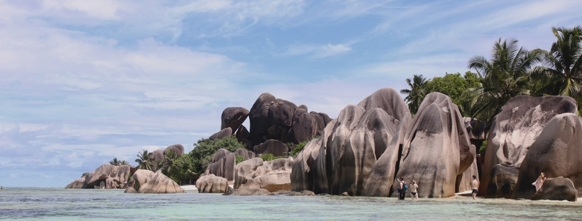 8 Stunden La Digue – Tagesausflug von Praslin – Anse Source d'Argent