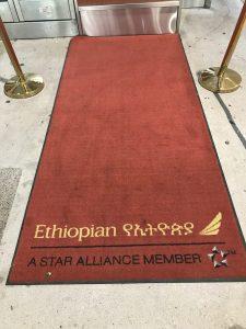 Ethiopian Airlines Business Class - Von den Seychellen nach Addis Abeba