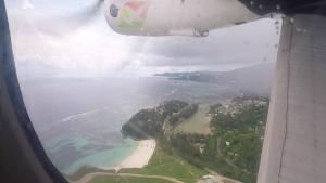 Air Seychelles - Inlandsflug von Mahé nach Praslin