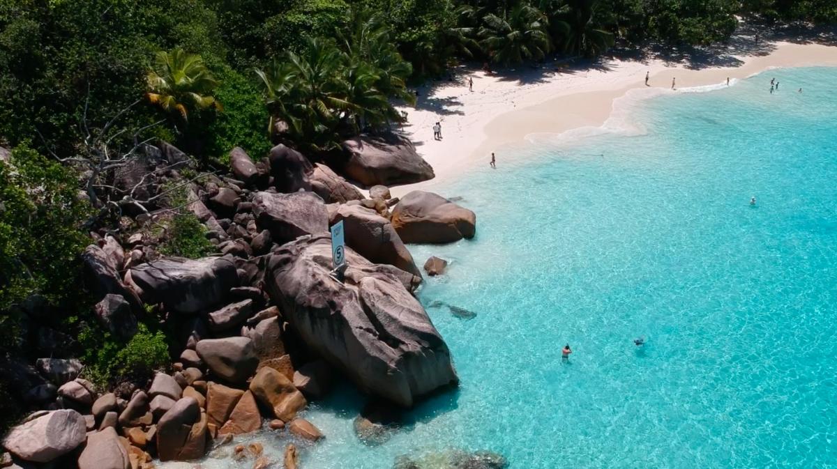 Seychellen – Anse Lazio – Traumstrand auf Praslin