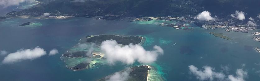 Cerf Island der Seychellen – Trauminsel