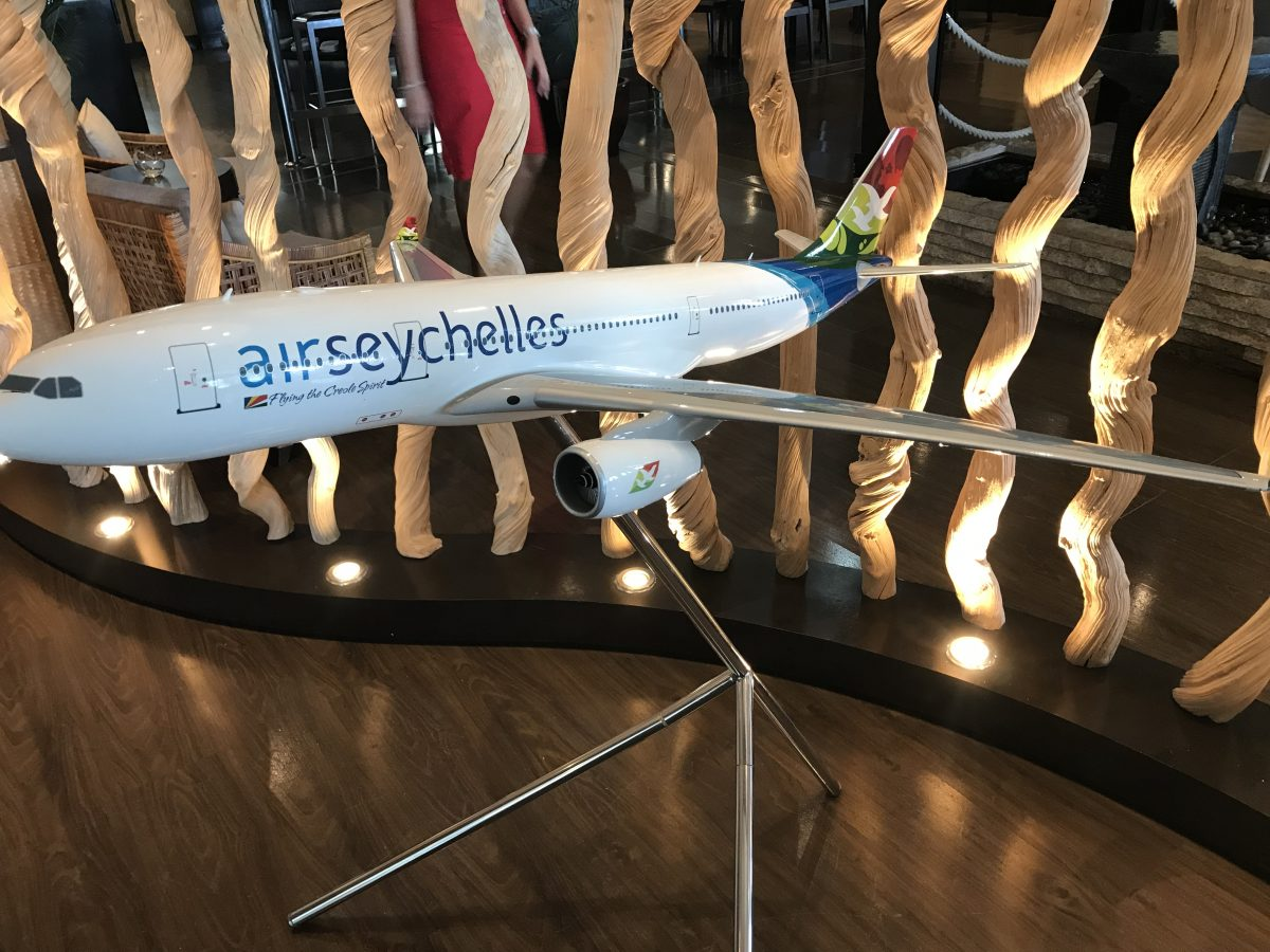Air Seychelles Premium Lounge – Seychelles International Airport