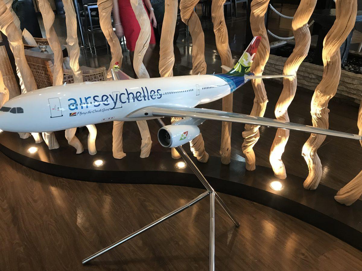 Air Seychelles Premium Lounge - Seychelles International Airport