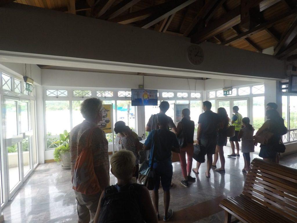 Air Seychelles - Inlandsflug von Praslin nach Mahé