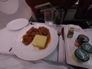 Ethiopian Airlines Business Class - Von den Seychellen nach Addis Abeba
