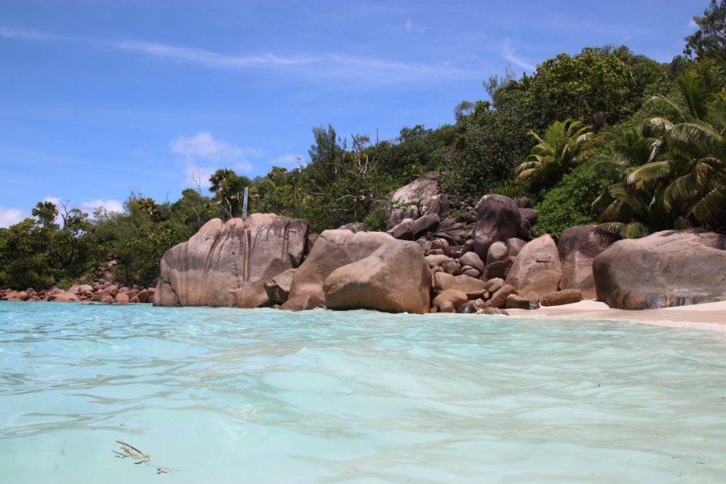 Seychellen - Anse Lazio - Traumstrand