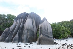 8 Stunden La Digue - Tagesausflug von Praslin - Anse Source d'Argent