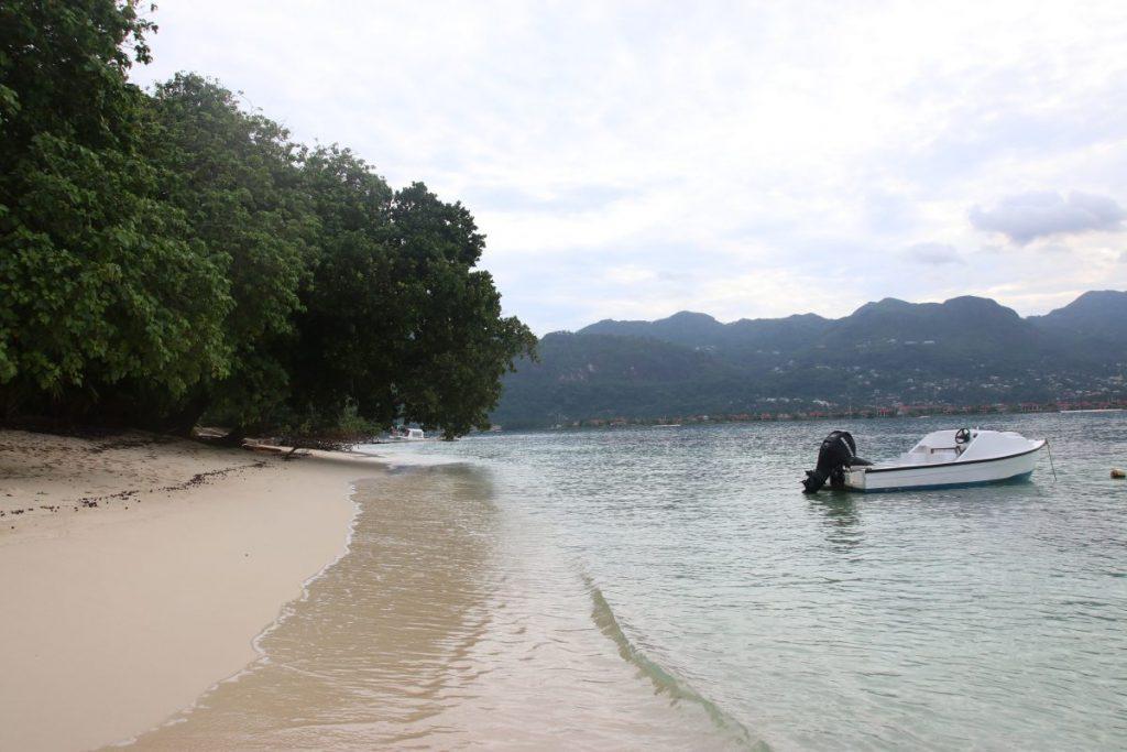 Cerf Island der Seychellen - Trauminsel