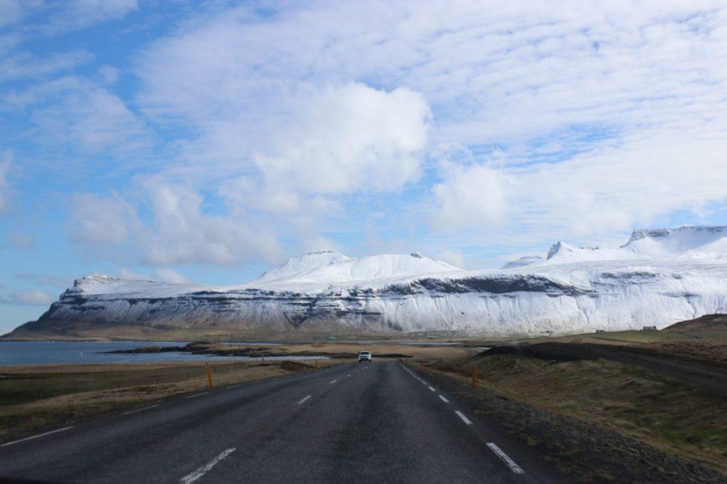 Island nach Jahreszeiten
