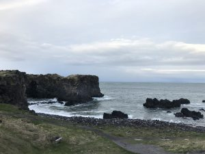 Fosshotel Hellnar Snæfellsnes in Island
