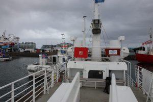 Das Boots für die Tour