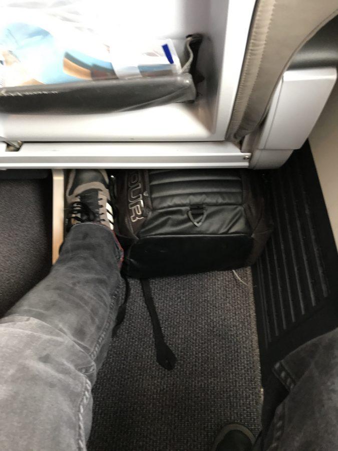 Frankfurt nach Keflavik - Economy Class XL Seat mit Icelandair