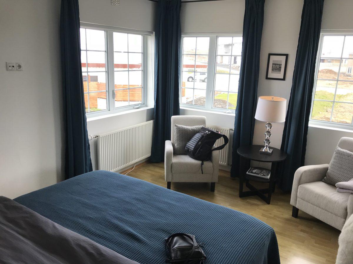 Oceanview Guesthouse in Keflavik - Island für Einsteiger - Unser persönlicher Island Guide