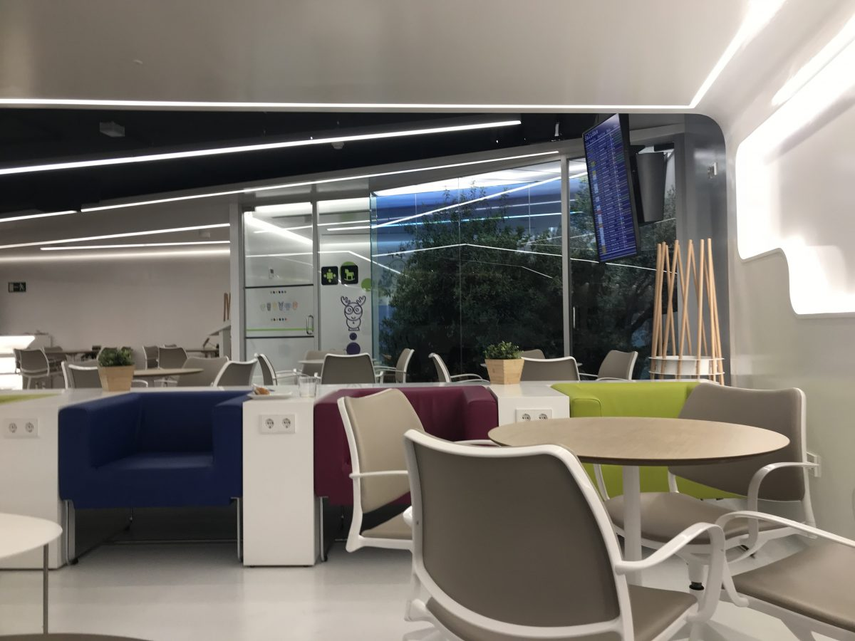 VIP Lounge Sala Mediterraneo Flughafen Palma de Mallorca