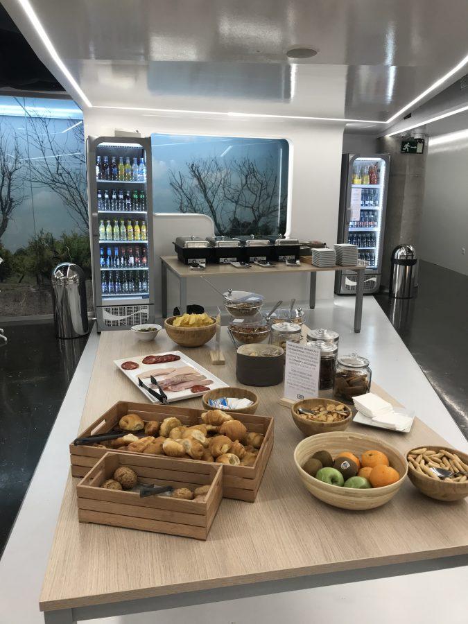 VIP Lounge Sala - Mediterraneo