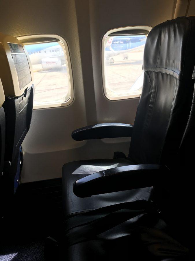 Sitz Ryanair Alt