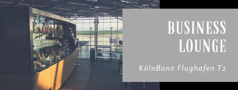 Airport Business Lounge in Köln Terminal 2