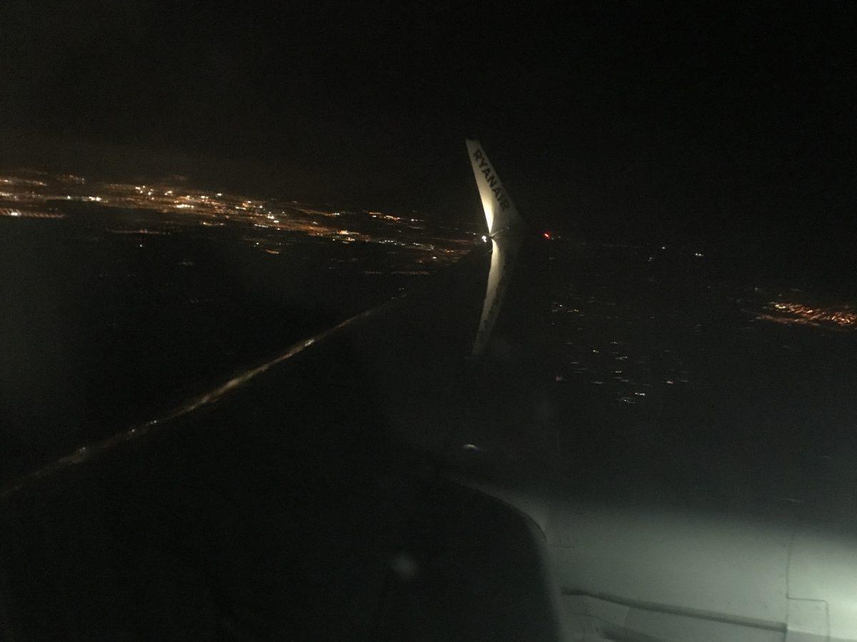 Von Palma de Mallorca nach Köln/Bonn mit Laudamotion
