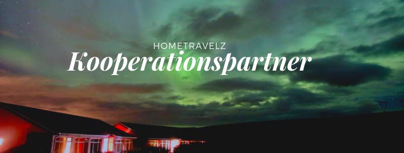 Kooperationspartner von hometravelz - Der persönliche Reiseblog