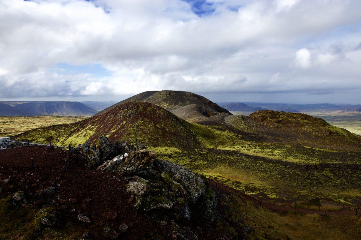 #ousuca Blogparade 2018: Dein coolstes Outdoor-Erlebnis - Inside a Volcano