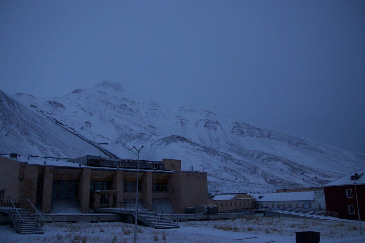Fjordcruise in Spitzbergen nach Pyramiden