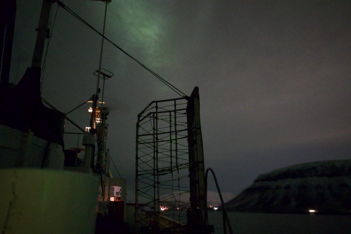 Northern Lights Polar Night Fjordcruise