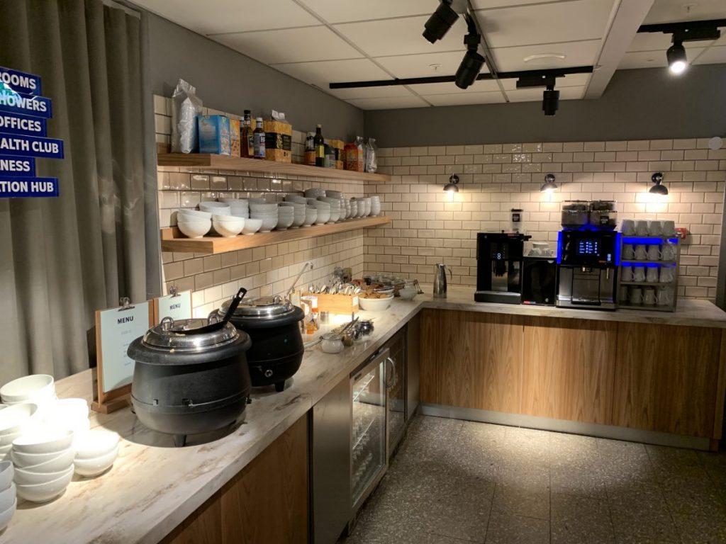 SAS Lounge Oslo